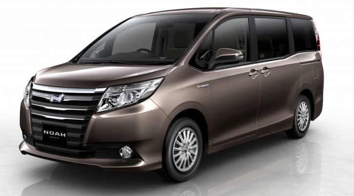 Toyota Noah Making Debut at 2013 Tokyo Show [Photo Gallery]