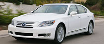 Toyota North America Confirms Lexus LS Recall
