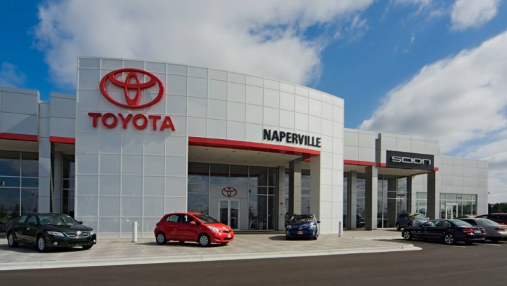 "Toyota of Naperville Launches ""Ask Push"" Online Feature"
