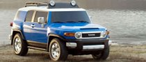 Toyota Offering FJ Cruiser in Australia