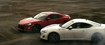 Toyota Officially Drifts the GT 86 [Video]