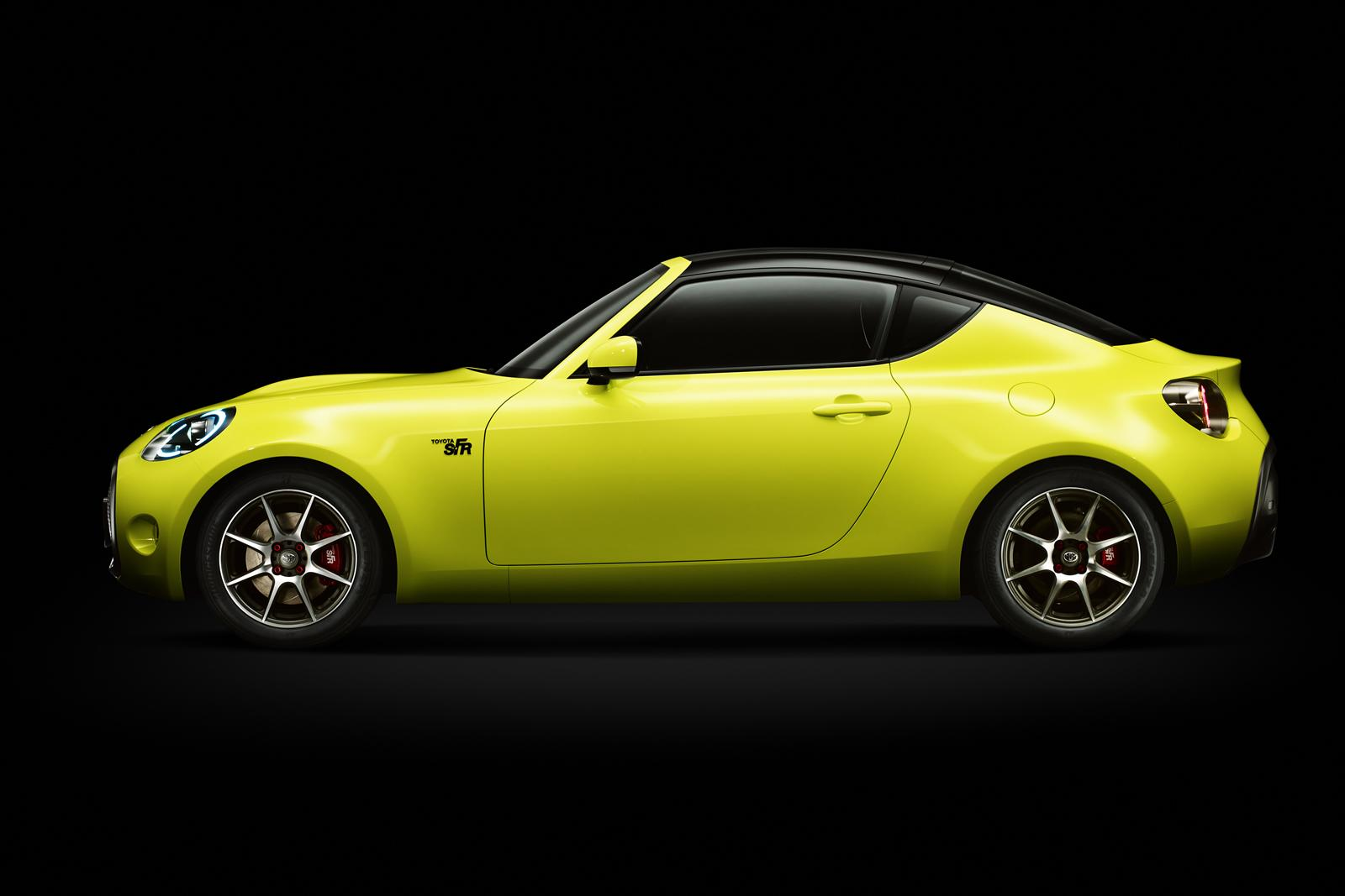 rumor new toyota sports car series inbound autoevolution. Black Bedroom Furniture Sets. Home Design Ideas