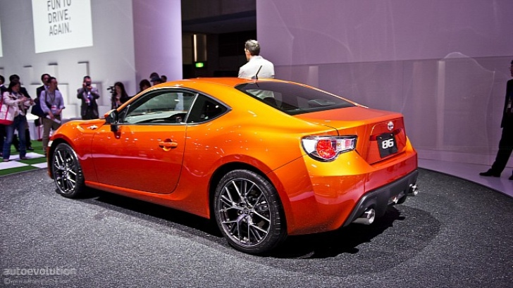 Toyota Pondering Supra Revival and sub-86 Sports Car