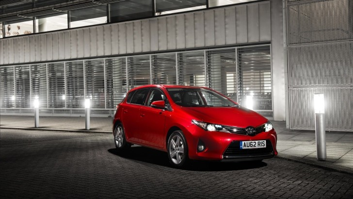 Toyota Posts Strong Growth in UK Sales