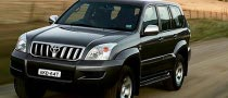 Toyota Prado Not Caught in Lexus GX 460 Sales Freeze