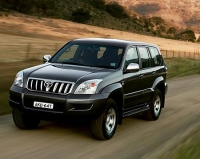 Toyota Prado safe from rollover problem