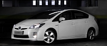 Toyota Prius and Lexus HS 250h: 242,000 Units Recalled Due to Braking Issue