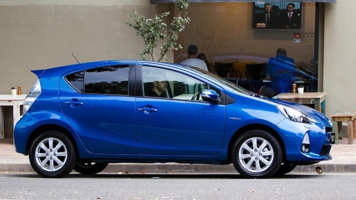 Toyota Prius c - Best Life-Cycle Performance