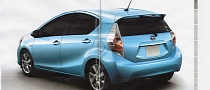 Toyota Prius C Could Be Built in Europe