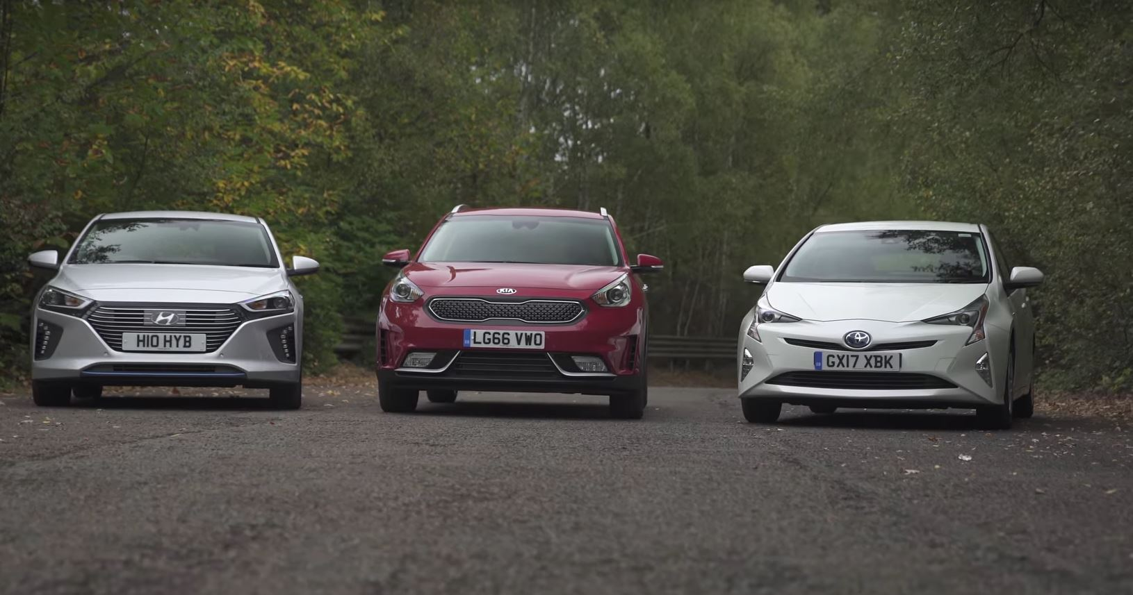 Toyota Prius Finally Takes On Hyundai Ioniq And Kia Niro Hybrids