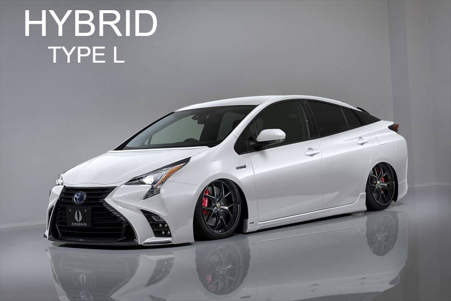 Toyota Prius Gets Lexus Grille In Anese Tuning By Aimgain