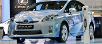 Toyota Prius PHEV to Test in Silicon Valley