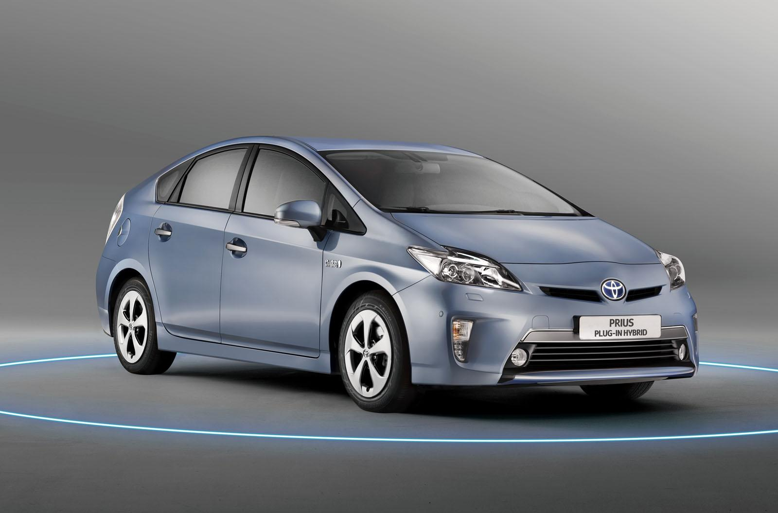 Prius Phev Will Go Out Of Production 45 Photos