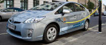 Toyota Prius Qualifies for £5,000 Government Grant