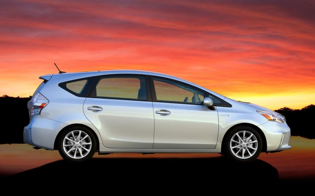 Toyota Prius Recall Alert