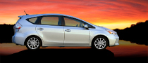 Toyota Prius v Full Details Released