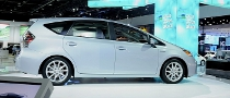 Toyota Prius v Launch Delayed