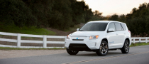 Toyota RAV4 Electric Debuts in LA