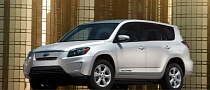 Toyota RAV4 EV Gets Lease Discount