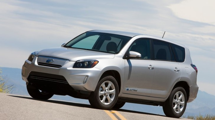 Toyota RAV4 EV - US Pricing and Details