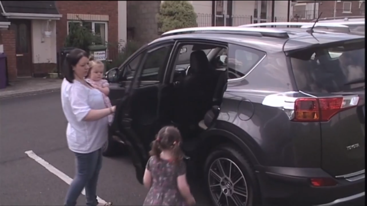 Toyota RAV4 Meets the European Mom [Video]