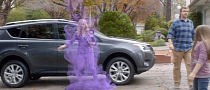 Toyota RAV4 Super Bowl Commercial: Wish Genie With Kaley Cuoco [Video]