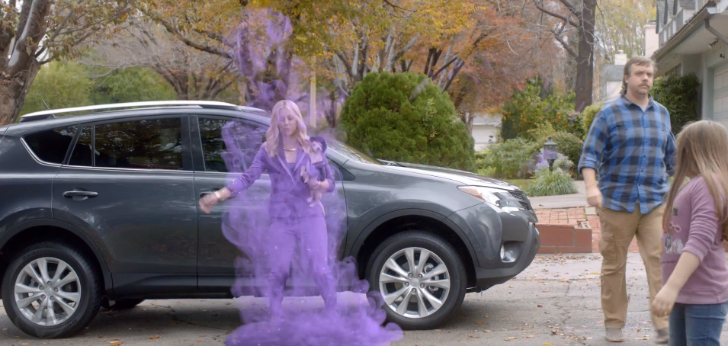 Toyota RAV4 Super Bowl Commercial: Wish Genie With Kaley ...