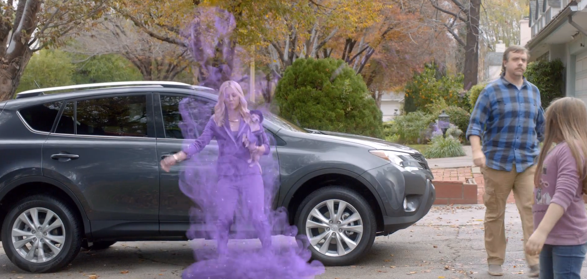 toyota rav4 2013 big game commercial wish granted starring kaley