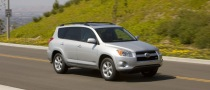 Toyota RAV4 Upgraded with Avensis Diesel