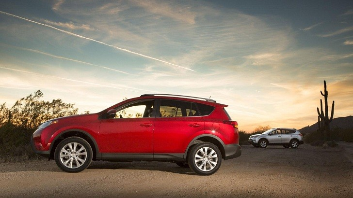 Toyota RAV4 US Spec Revealed