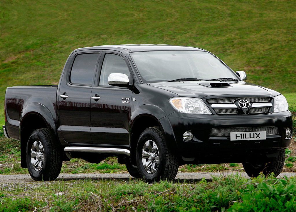toyota recalling 116 000 hilux pick ups in australia autoevolution. Black Bedroom Furniture Sets. Home Design Ideas