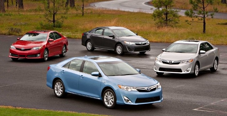 Toyota Regains Top Sport as World's Largest Automaker