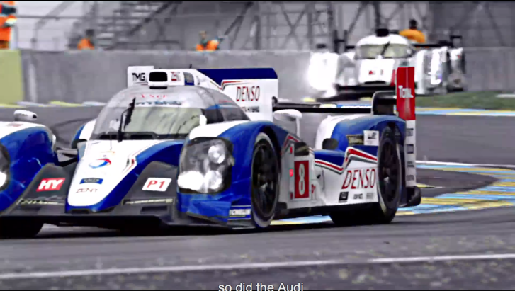 Toyota Releases Le Mans 24 Hours Short Film [Video]