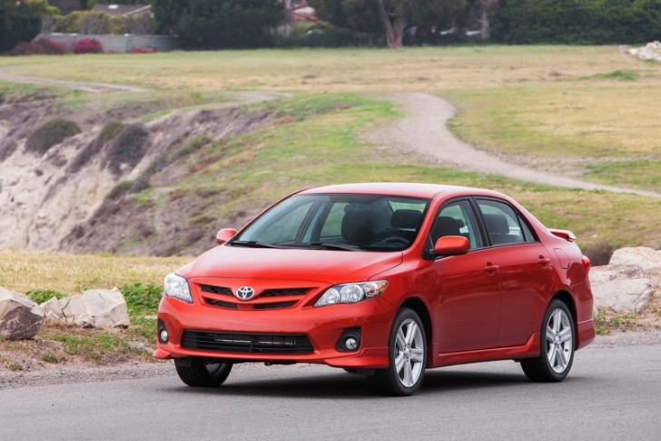 Toyota Says Corolla Outsold Ford Focus in 2012
