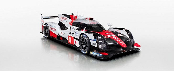 Toyota Showcases Updated TS050 Hybrid For 2017 Season, Fingers Are Crossed