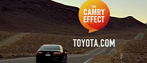 Toyota Super Bowl Commercial: Camry Connection [Video]