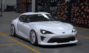 77ea35c35e Home » News from Autoevolution.com » Toyota Supra Gets 86 Face Swap, Looks  Like a Japanese Viper