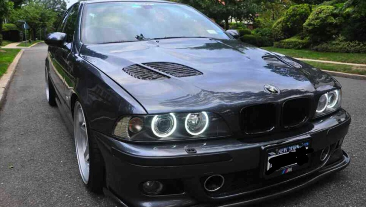 toyota supra powered bmw m5 e39 for sale video photo gallery. Black Bedroom Furniture Sets. Home Design Ideas