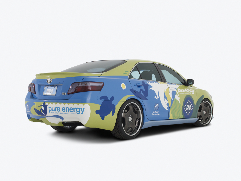 Compressed Natural Gas Cars Safety