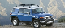 Toyota to Axe FJ Cruiser SUV After 2014 Model Year