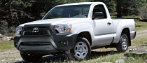 Toyota to Drop Regular Cab Tacoma for 2015