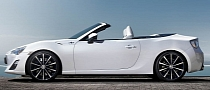 Toyota to Launch Scion FR-S Convertible, Crossover?