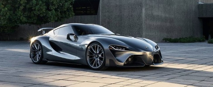 Toyota Trademarked The S Fr Name We Hope It S For Supra