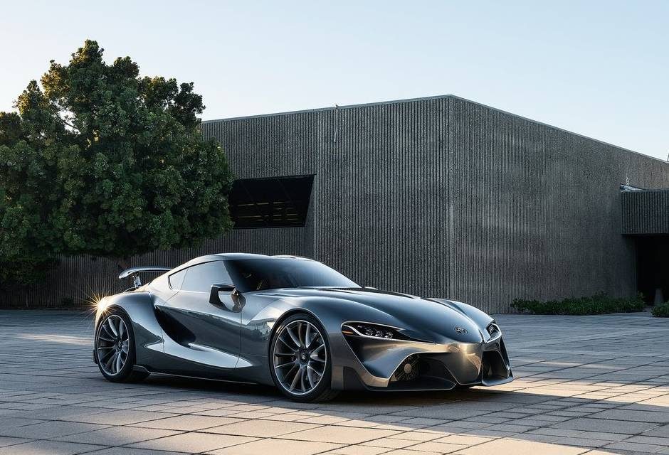 Toyota Trademarked the 'S-FR' Name, We Hope It's For Supra ...