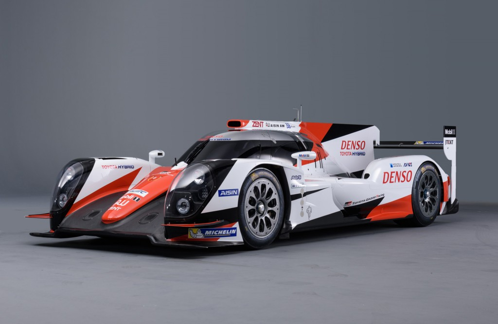 toyota ts050 hybrid lmp1 prototype enters the 2016 world. Black Bedroom Furniture Sets. Home Design Ideas