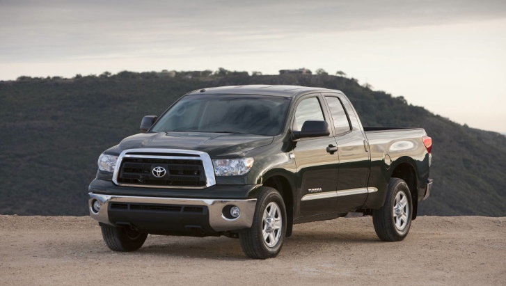 toyota tundra gets in most reliable pickup trucks survey. Black Bedroom Furniture Sets. Home Design Ideas