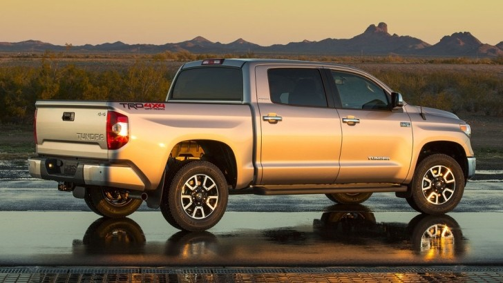 Toyota Tundra Next Major Update in 2018