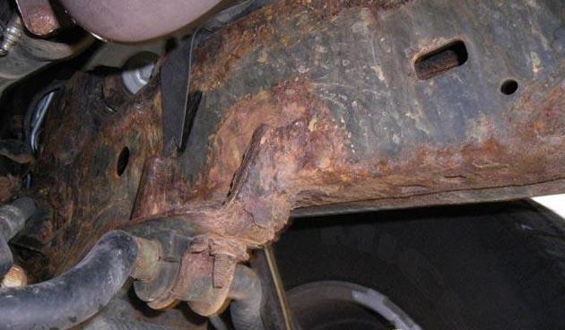 Toyota Tundra Rust Recall Official Autoevolution