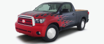 Toyota Tundra Turns Hot Rod for SEMA