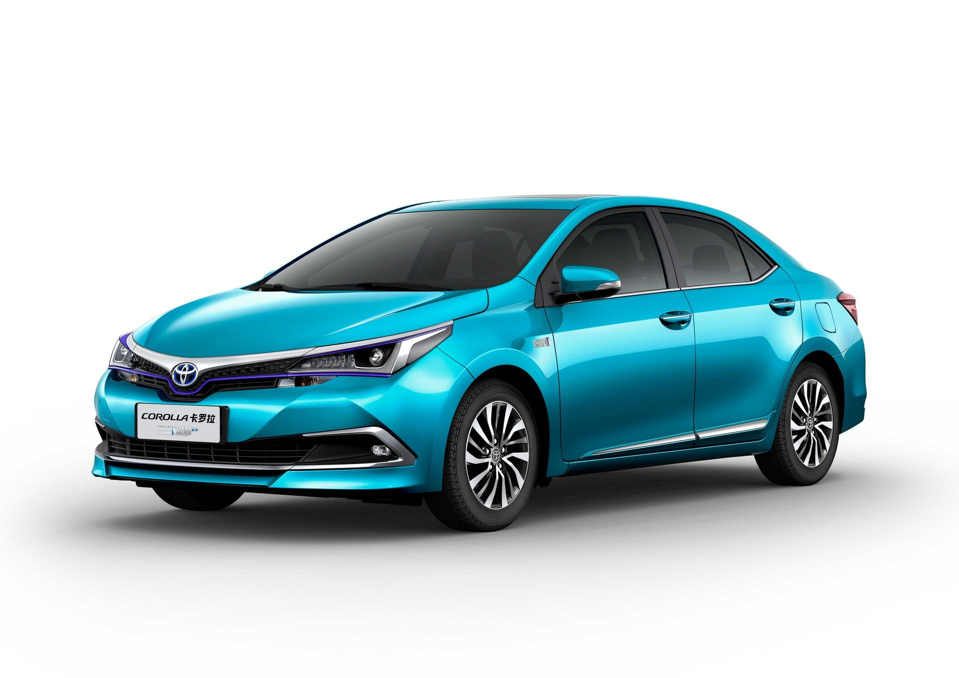 Toyota Unveils Corolla Sedan PHEV in China, Promises Electric C-HR